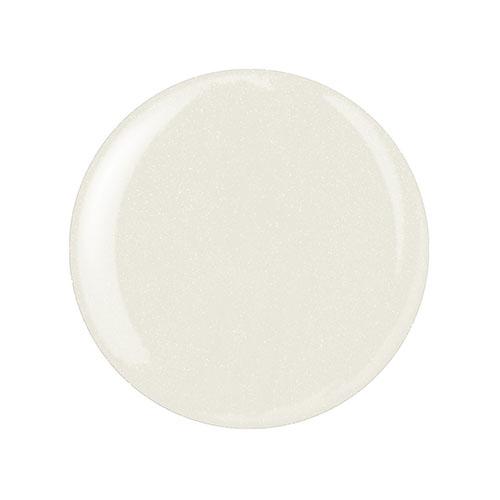 Mani-Q Esmalte Permanente - Canvas 101 Blanco lechoso perlado dorado