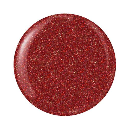 Mani-Q Esmalte Permanente - Ruby 101 - Rojo con glitters