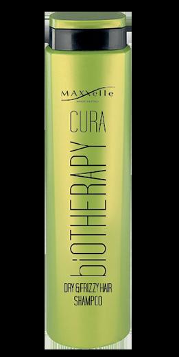 MAXXelle Shampoo Orgánico para Cabello Seco y con Frizz 1000ml