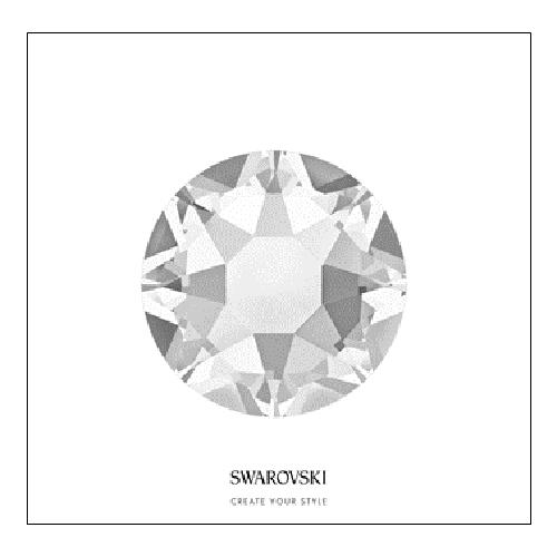 Swarovski 50 Cristales - Crystal SS9