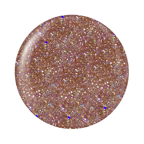 YN COLOR SLICKPOUR 15 GRS - KITTY BLITZ GLITTER COBRE