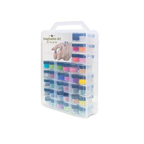 Young Nails - Caja organizadora plástica