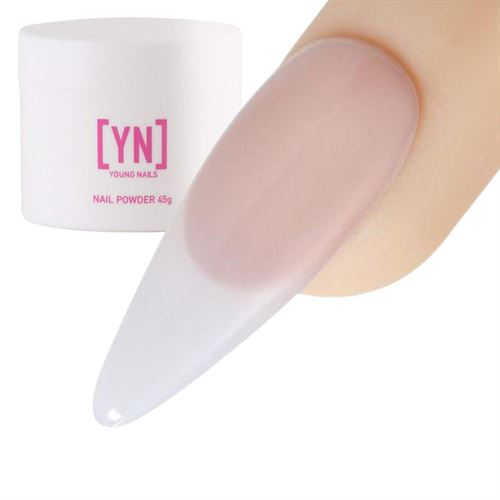 Young Nails Polvo Acrílico Natural 45g