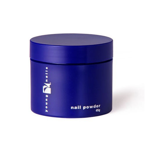 Young Nails Polvo Acrílico XXX White / blanco 45g