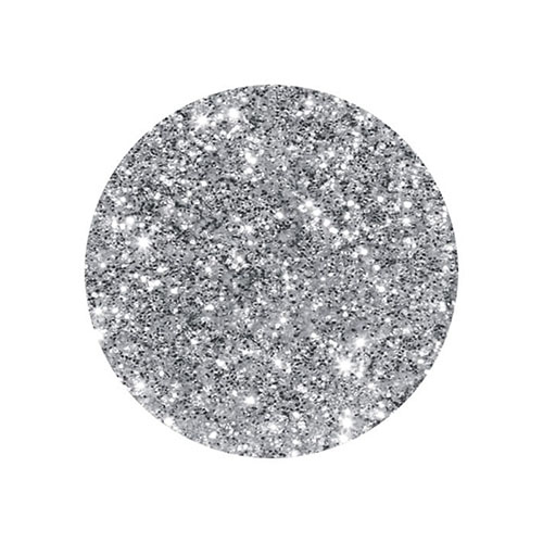 Young Nails Polvo Glitter 7g Silver